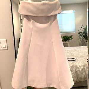 Keepsake Blush A line Dress size Small